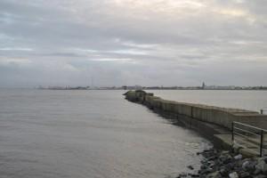 Куксхафен. Северное море.