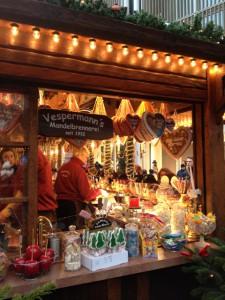 Weihnachtsmarkt, Lübeck